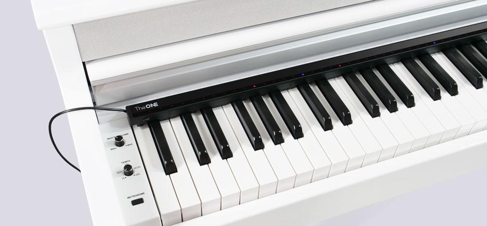đàn piano ứng dụng công nghê 4.0