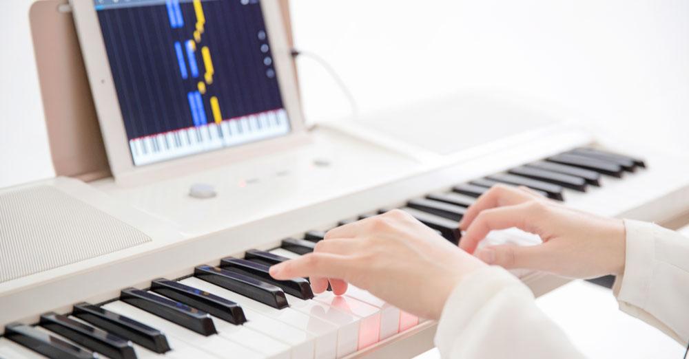đàn piano công nghệ 4.0