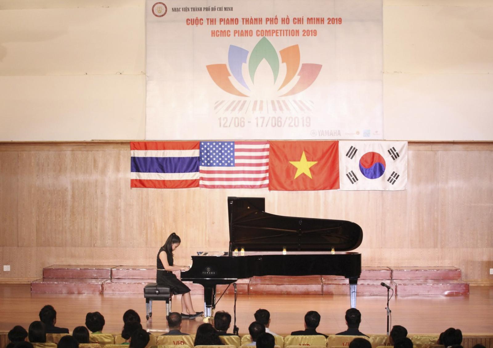 Các cuộc thi đàn Piano thế giới 'đổ' đến Việt Nam