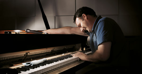 đàn piano c. bechstein
