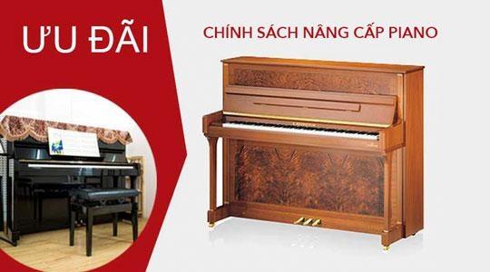 CHÍNH SÁCH NÂNG CẤP ĐÀN PIANO CHỈ CÓ TẠI HARMONY