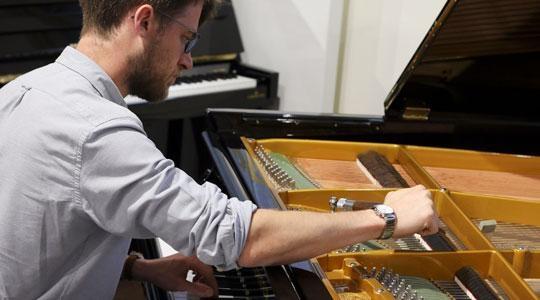 LÊN DÂY ĐÀN PIANO NHƯ THẾ NÀO? GIÁ BAO NHIÊU?