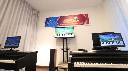 HARMONY - SCHOOL OF MUSIC  KHAI GIẢNG  LỚP HỌC PIANO THÔNG MINH - THE ONE