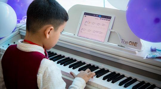 HỌC PIANO ONLINE VỚI APP THE ONE SMART PIANO RẤT HIỆU QUẢ & TIỆN ÍCH