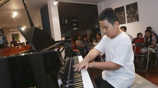 [GIỚI THIỆU] CÁC LỚP PIANO TẠI HARMONY - SCHOOL OF MUSIC