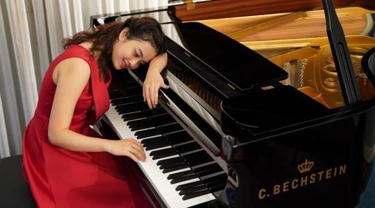 Thói quen tập luyện đàn piano mang tính bản năng