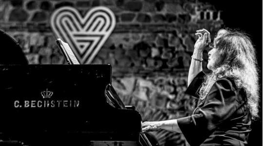 Martha Argerich nghệ sỹ hiếm hoi được so sánh với những pianist vĩ đại